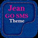Jean GO SMS PRO Theme icon