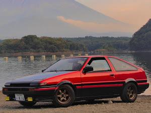 スプリンタートレノ AE86 84年式GT-Vのカスタム事例画像 たつやさんの2021年10月07日00:00の投稿