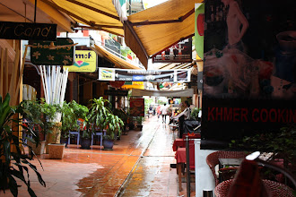Photo: Year 2 Day 43 -  The Passageway in Siem Reap