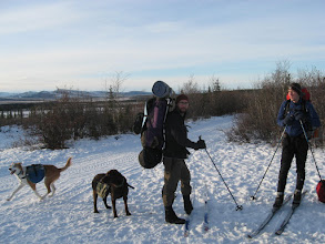 Photo: Hitting the Stampede Trail.