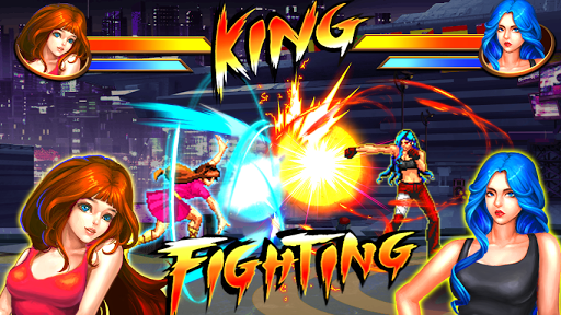 The King Fighters of Street screenshots 6
