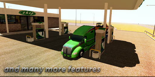 Truck Simulator : Europe 1 screenshots 12