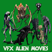 App VFX Alien Movies Creator apk for kindle fire