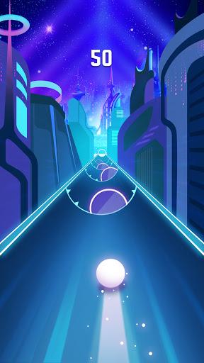 Beat Roller - Music ball race 1.36 Screenshots 3