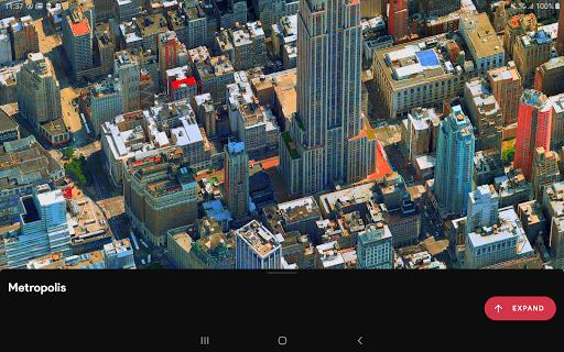 Metropolis 3D City Live Wallpaper [FREE] 🏙️ screenshot 12