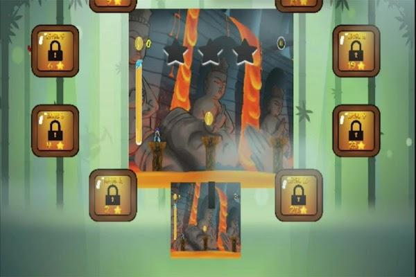 KungFu Jumpin: Ninja Unleashed - screenshot