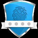 App lock - Real Fingerprint, Pattern & Password Icon