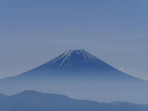 絵画のような富士
