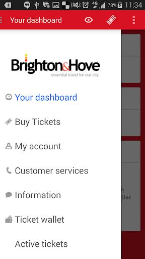 Brighton Hove M-Tickets