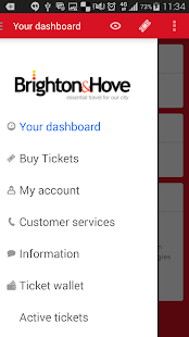 Brighton & Hove M-Tickets- screenshot thumbnail