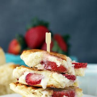 Strawberry Mascarpone Sliders