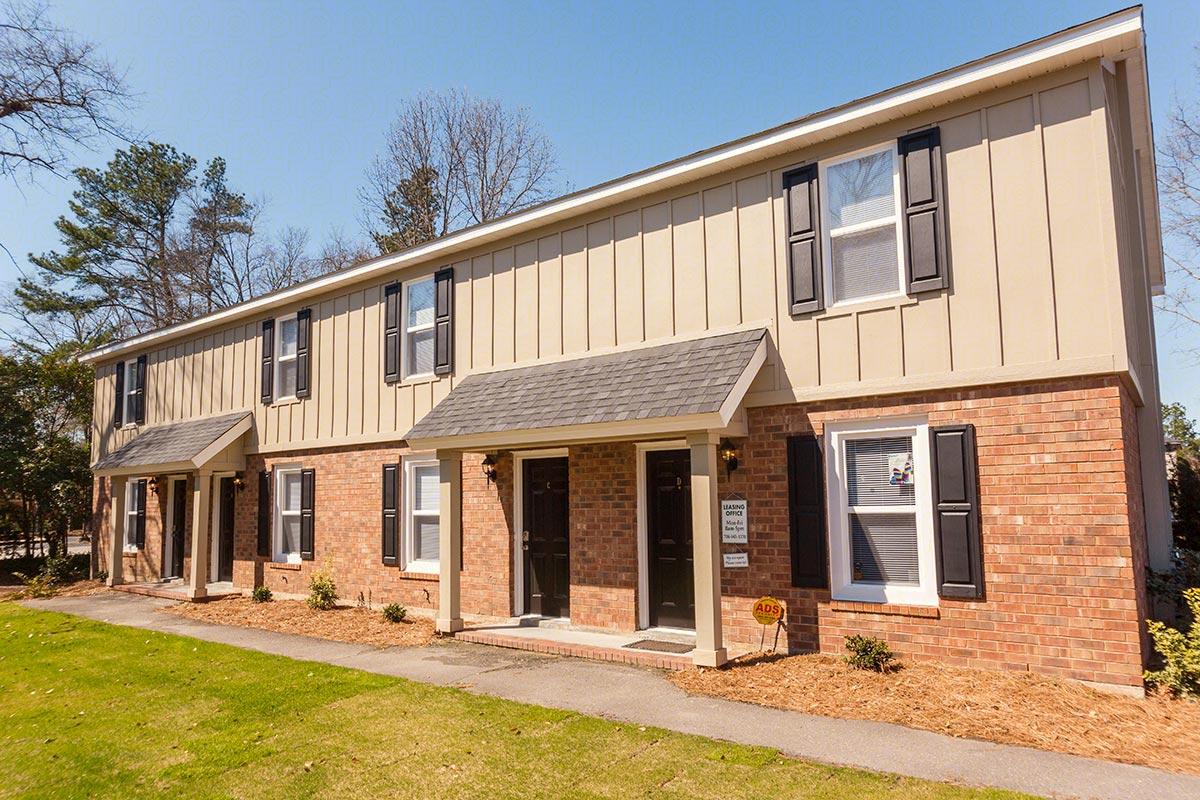 Wheeler Woods Apartments In Augusta Georgia Atc Development