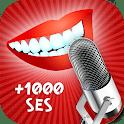 Kız Sesleri: Gerçekçi Şakalar icon