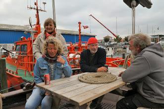 Photo: Michi, Paul-Erik, Dirk