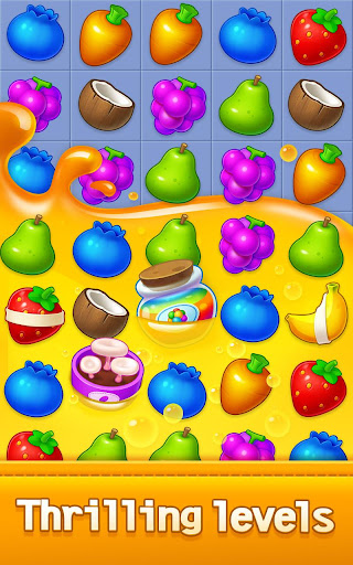 Garden Fruit Legend 3.1.3183 gameplay | by HackJr.Pw 18