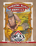 Logo of Dick's Working Man's Brown