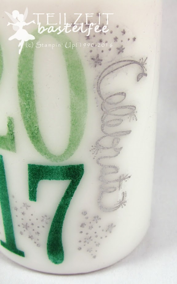 Stampin' Up! – In{k}spire_me #281, Silvester, New Year's Eve, candle, Kerze, So viele Jahre, Number of Years, Love Sparkles, InColors