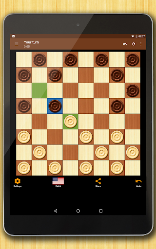 Checkers - strategy board game 1.80.0 screenshots 19