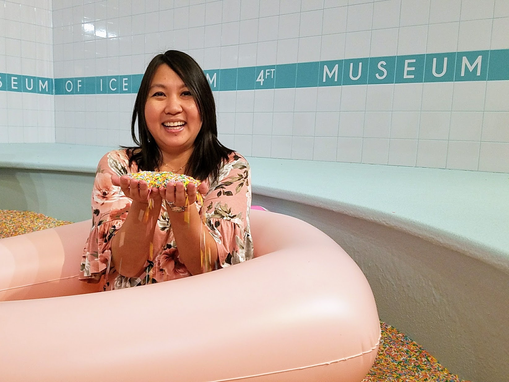Museum of Ice Cream in San Francisco