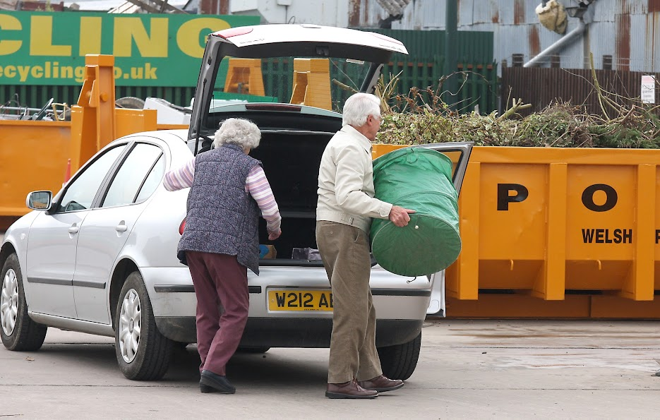 Consultation begins on recycling centre
