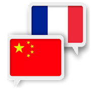 App Icon for Chinese French Translate App in Czech Republic Google Play Store
