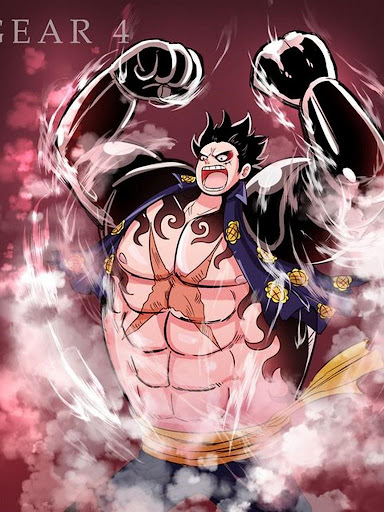 download luffy gear 4 wallpapers hd google play softwares