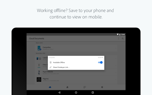 Adobe XD 27.0.0 (28548) Apk for Android 17