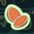 オレンジベリーの種