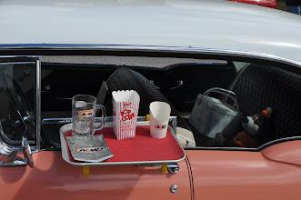 Photo: Man denke an Autokino ...