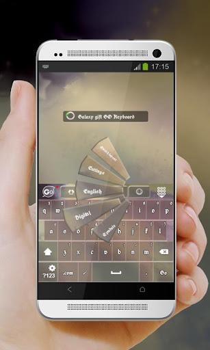 無料个人化Appのギャラクシーギフトキーボード|記事Game