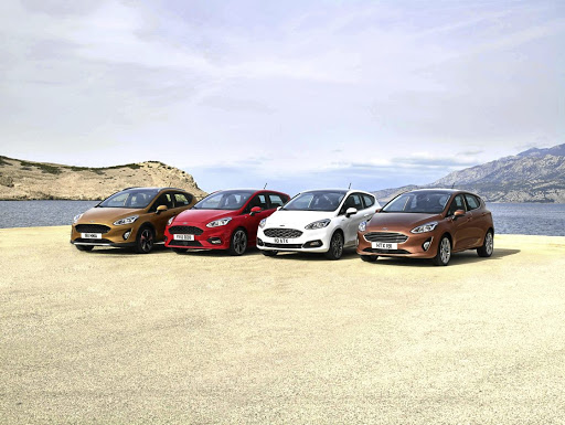 The Ford Fiesta.    Picture: NEWSPRESS