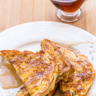 Sweet French Toast.
