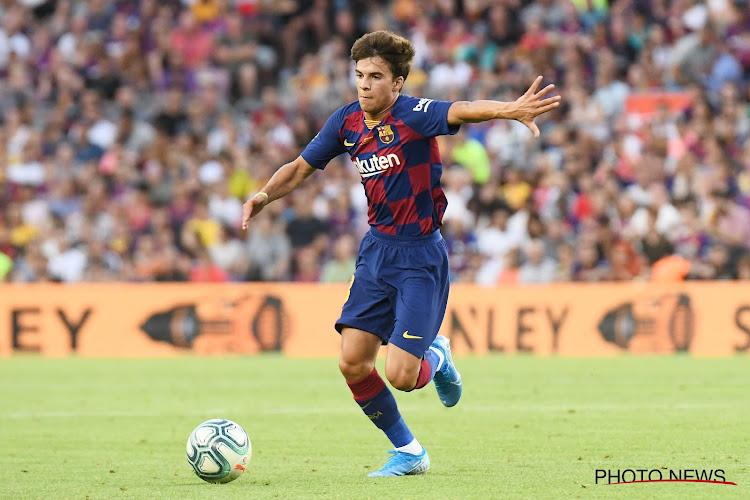 Riqui Puig pourrait finalement quitter le Barça, direction la Premier League