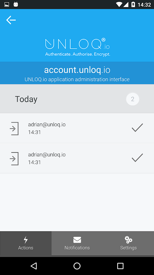 UNLOQ- screenshot