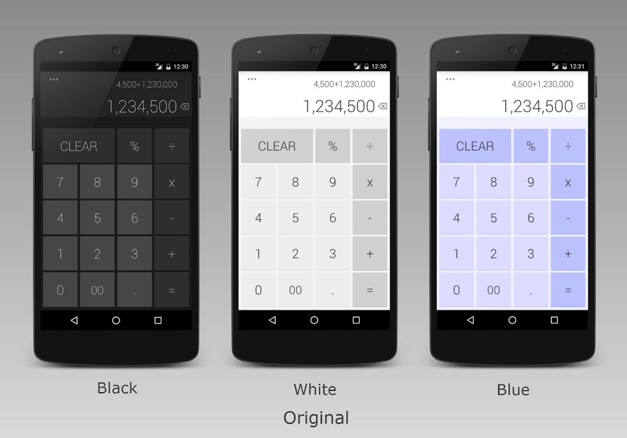 Phone Calculator For Android Phone calculator android apps on google play screenshot