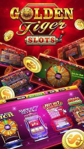 Golden Tiger Slots- free vegas  {cheat|hack|gameplay|apk mod|resources generator} 4