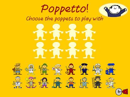 Poppetto Professions- screenshot thumbnail