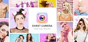 Sweet Camera - Selfie Filters, Beauty Camera Apps (apk) baixar gratuito para Android/PC/Windows screenshot