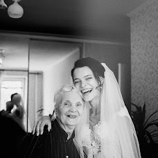 Wedding photographer Viktoriya Yanushevich (VikaYanuahevych). Photo of 12.12.2017