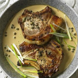 Green Peppercorn Pork Recipe