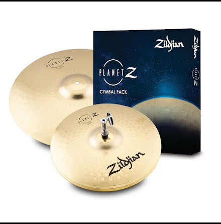Zildjian Planet Z - Fundamentals Pack - 14/18
