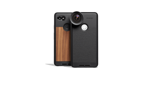 online retailer 57375 ffb20 Moment Photo Case & Wide Lens Kit for Pixel 2