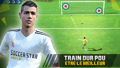 Soccer Star 2018 Top Leagues · Jeux de football  captures d'écran 2