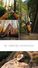 My Camping Essentials - Instagram Story item