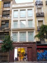 Photo: Imagen de la fachada del edifico tras la rehabilitación