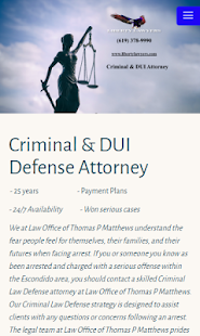 Liberty Lawyers Criminal & DUI- screenshot thumbnail