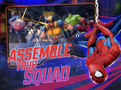 MARVEL Strike Force Mod 3.4.2 Apk [Unlimited Money] 7