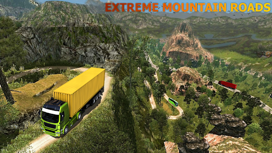Silk Road Truck Simulator : Offroad Cargo Truck Apk Download For Android and Iphone 6