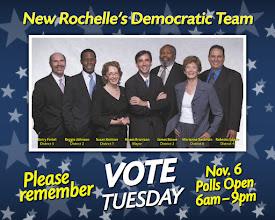 Photo: New Rochelle GOTV 2007