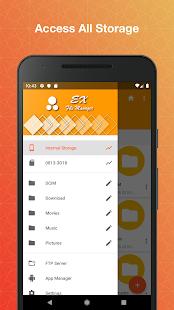 EX File Manager | File Explorer Screenshot